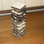 廃材利用製品「積み木」の写真